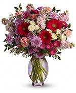 Teleflora's Perfectly Pleasing Pinks